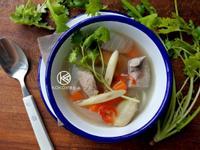 清燉香茅豬肉湯(排骨亦可)
