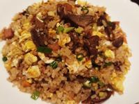 香滷雞胗蛋炒飯