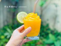 夏日消暑網美咖啡店冰品~芒果冰沙