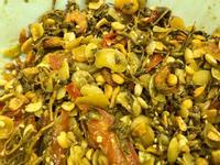 中緬合一開胃菜—茶葉豆