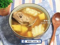鳳梨苦瓜雞湯(影片)