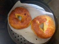 芒果米麵包(偽貝果🥯)全素、無麩質