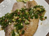 香檸椒鹽台灣鯛