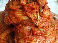 我的韓式泡菜