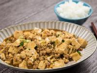 麻婆豆腐-豆油伯金美好醬油和椒麻醬