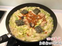 扁蒲麻油猴頭菇/素食