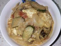泰式咖哩蔬菜