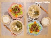 日式料理🍳15分鐘🍱姜汁燒肥牛