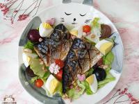 果香氣炸鯖魚★簡易低醣氣炸料理