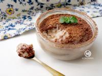 用吐司邊做提拉米蘇(無蛋無鮮奶油)