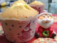 聖誕杯子蛋糕