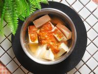 紅蘿蔔皮素蟹黃豆腐