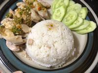 電飯鍋版海南雞飯