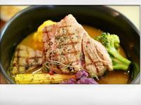 花椰玉黍牛排湯
