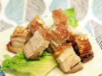 做比說的容易 - 港式脆皮烤豬肉 Roasted Suckling pig