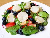 干貝油醋沙拉(簡易/快速/低醣)