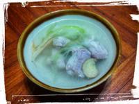 曇花排骨湯