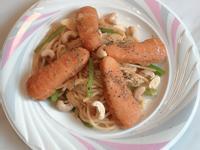 泰式雞柳麵
