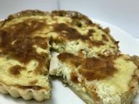 綠咖哩雞蔬食派