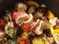 地中海香草海鮮煲
