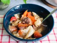 羅宋湯/義式蔬菜牛肉湯/歐式清冰箱雜菜湯