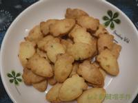 紅白蘿蔔鹹酥餅乾