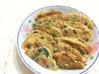韓式蔬菜蛋餃