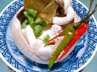 泰式椰汁雞 ต้มข่าไก่