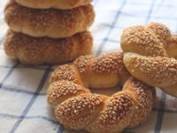土耳其芝麻圈 Turkish Simit