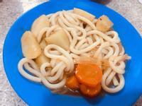 咖喱湯烏冬&港式