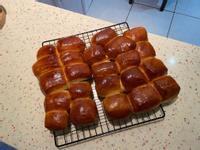 一口饅頭麵包🥯