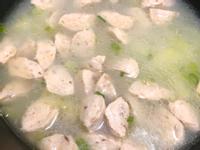香菇貢丸刺瓜湯