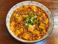 扒飯料理《麻婆豆腐》熱炒店下飯菜