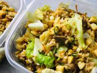 雜菜炒飯/清冰箱料理