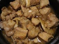 微波爐版香菇燉排骨