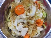 豆腐雜菜粉絲煲