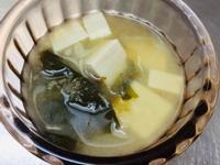 濃郁味噌湯