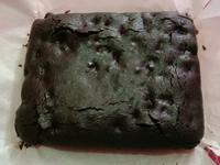 蘭姆巧克力布朗尼蛋糕