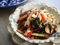 開胃配菜-酸菜炒豆干