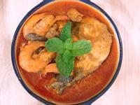 南洋海鮮咖哩鍋