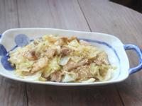 味噌高麗菜豬五花