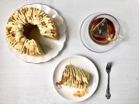 白巧抹茶戚風蛋糕