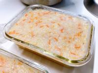 寶寶食譜 / 營養蘿蔔糕 雞胸肉豬骨湯底