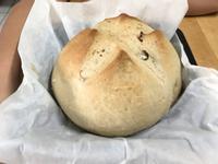 全素黑糖堅果大麵包