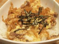 【大賀米好料理】日式豬肉丼飯