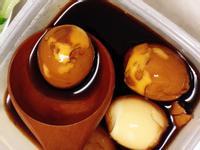 簡單美味的日式溏心蛋(宿舍簡單美食)