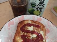 [早餐想好了?]洋蔥鮪魚肉鬆吐司