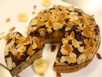 【香蕉巧克力蛋糕】低油少少糖就超美味!