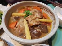 什錦彩蔬燉雞肉