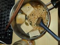臭豆腐香麵